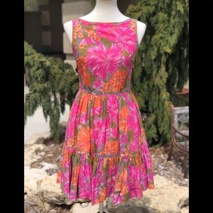 Tracy Feith for Target sz 5 floral dress so pretty